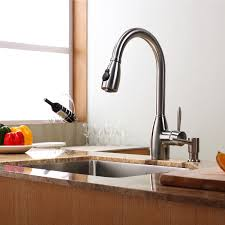 Delta Brushed Nickel Kitchen Faucet by Kitchen Bar Faucets Delta Touch2o Kitchen Faucet Problems