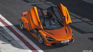 orange mclaren wallpaper 2018 mclaren 720s color azores orange doors up front three