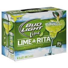 Bud Light Margaritas Bud Light Lime Lime A Rita 12 Pk Cans Shop Malt Beverages
