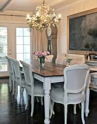 Dining Chairs Shabby Chic Chair Elegant Country Dining Tables And Chairs Shabby Chic Room