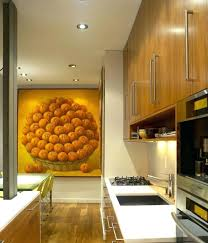 kitchen accent wall tile navy blue color ideas subscribed me
