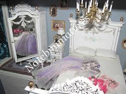chambre antoinette chambre miniature style antoinette