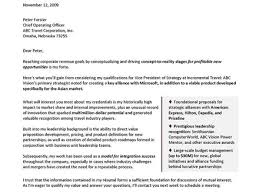 18 sample ceo cover letter marketing executive cover letter