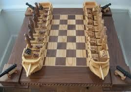 faiz rahman 15 unusual chess set
