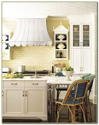 Backsplash Maple Cabinets Glass Subway Tile Backsplash Maple Cabinets Tiles Home