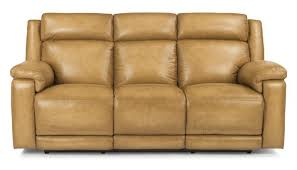 Power Leather Recliner Sofa Brody Power Leather Reclining Sofa Furniture Gallery