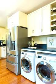 kitchen laundry ideas hide washer and dryer in kitchen kitchen remodel best laundry in