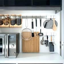 barre de rangement cuisine barre de rangement cuisine barre de credence pour cuisine 13 5
