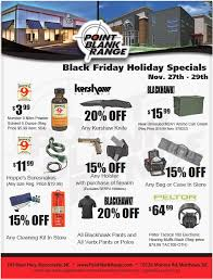black friday advertising ideas black friday deals for 2015 point blank range