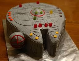25 star wars cake ideas star wars birthday