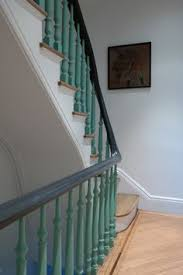 Painted Banisters Foyer Banister Design Ideas Pictures Remodel And Decor Nj