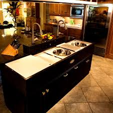 Kitchen Island With Sink And Dishwasher And Seating by Bathroom Winning Kitchen Mobile Islands Large Size Island