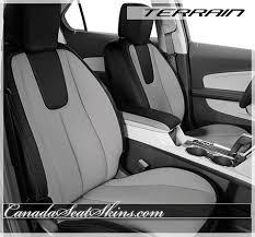 gmc terrain back seat 2010 2017 gmc terrain custom leather upholstery