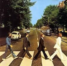 Beatles Yoda Meme - the beatles abbey road album cover parodies know your meme