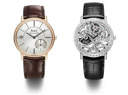 piaget automatic 2013 piaget altiplano collection includes the world s thinnest