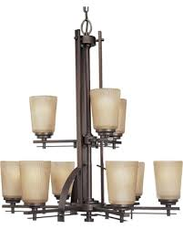 9 Bulb Chandelier New Shopping Special 9 Light Standard Bulb Chandelier In Heirloom
