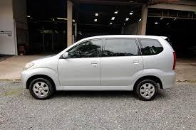toyota avanza 2004 toyota avanza 1 3 e a t second hand cars in chiang mai