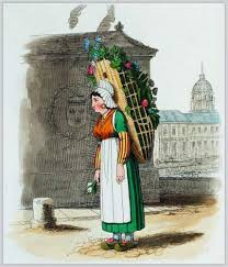 flower of paris french historical clothing in 1821