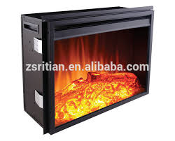 Infrared Electric Fireplaces by Infrared Electric Fireplace Insert Decor Flame Electric Heater