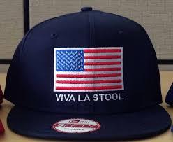 American Flag Snapback Hat New Era Usa Flag Snapback Navy Barstool Sports