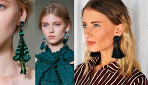 earrings trends 5 stunning jewellery trends for s s 2016 the daily luxe