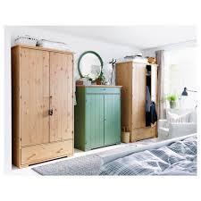 Schlafzimmerschrank Kernbuche Massiv Ge T Hurdal Wäscheschrank Ikea