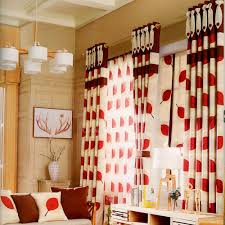 Red Curtains Living Room Red And White Curtains For Living Room Home Decor I Furniture