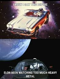 Heavy Metal Meme - space man heavy metal meme by firecrotch1279 memedroid