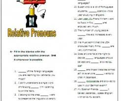 93 free defining non defining clauses worksheets