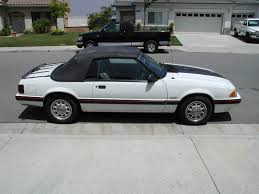 1988 mustang 5 0 horsepower mustang specs 1988 ford mustang