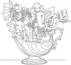 flower printable coloring sheets kids 7 flowers