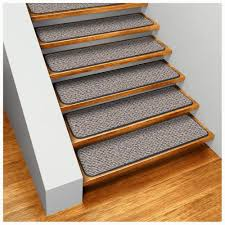 decor rectangle carpet on stairs for cool home decoration ideas