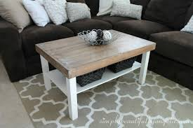 ikea farmhouse table hack simply beautiful by angela ikea table makeover take two