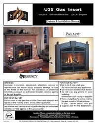 16 skyline ii fireplace aurora fireplace insert manual