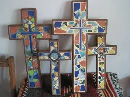 crosses for sale new handmade mosaic crosses by cherie currie for sale joan