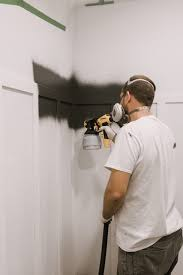 can you use a paint sprayer to paint kitchen cabinets how to use a paint sprayer paint a room in 30 minutes