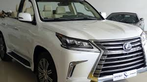 lexus convertible 2016 lexus lx 570 convertible suv 2016 for sale in dubai www uaesale