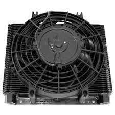 oil cooler with fan 9292 empi 72 row oil cooler with fan