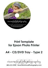 print directly to epson cd or dvd tray with photoshop 100