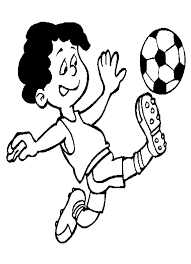 soccer coloring pages 6 coloring kids