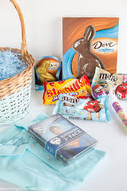 ideas for easter baskets for adults diy colorblock easter basket blooming homestead