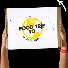 food trip to around the world subscription gift ideas canada