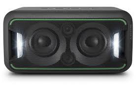 sony high powered bluetooth light up speaker gtk xb5 brand new sony extra bass speaker high power audio system w