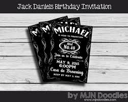 jack daniels invitation template virtren com