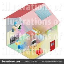 Home Network Design Home Network Clipart 1110911 Illustration By Atstockillustration