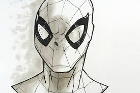 11 yr old ethan castillo drawing spider man youtube