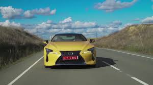 lexus lc 500 review motor trend 2018 lexus lc 500 and lc 500h part 2 youtube