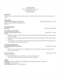 communication skills resume exle resume exle communication skills resume exle resume