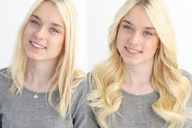 clip in hair extensions for hair before and after 5 tips for choosing the best hair extensions cobaltika studio