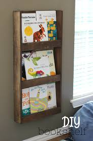 organize the playroom with this simple diy bookshelf life